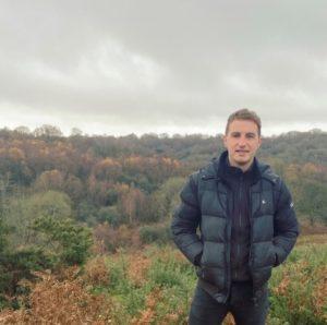 Photo of Joshua Bayliss